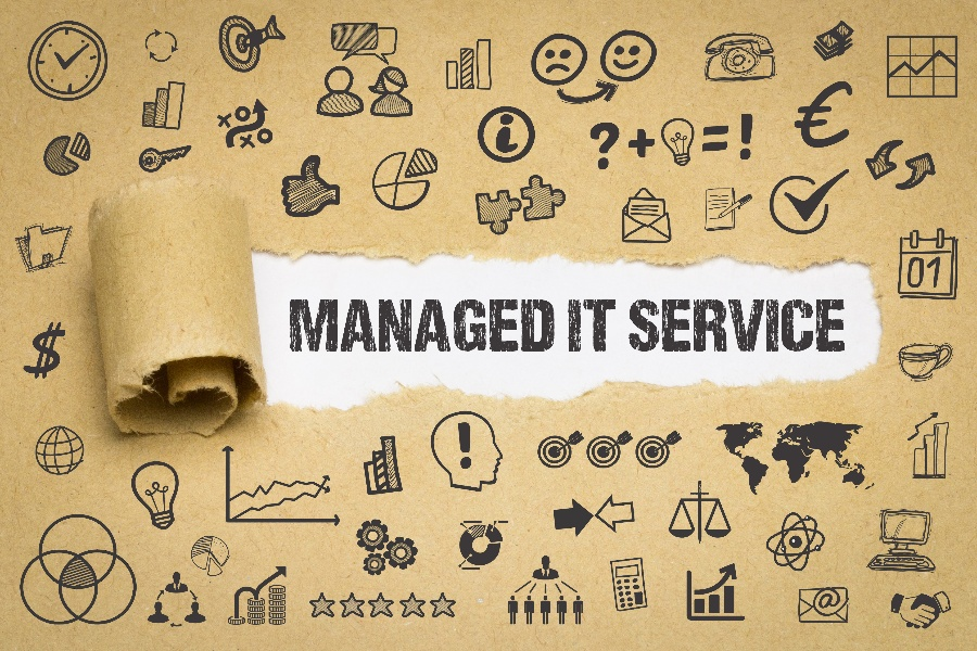What is Included in Managed IT Services