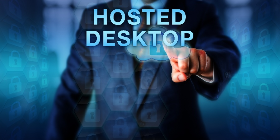is a Hosted Virtual Desktop